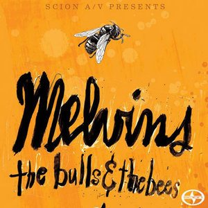 Melvins - The Bulls & the Bees cover art