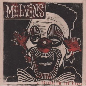 Melvins - A Tribute to the Kinks cover art