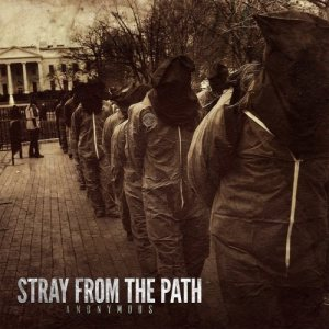 Stray from the Path - Anonymous cover art