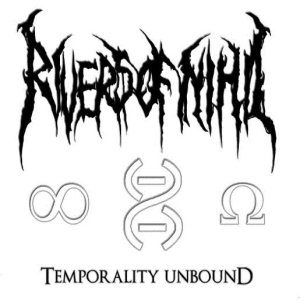 Rivers of Nihil - Temporality Unbound cover art