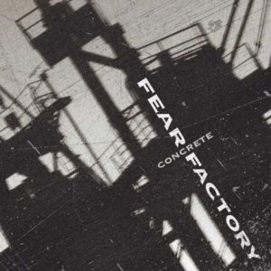 Fear Factory - Concrete cover art