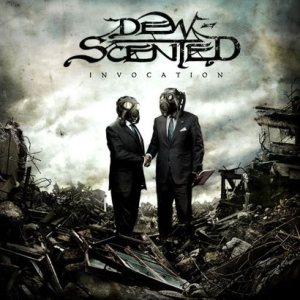 Dew-Scented - Invocation cover art