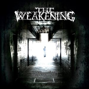 The Weakening - Chains of Plato cover art