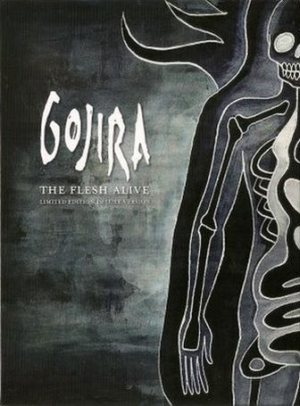 Gojira - The Flesh Alive cover art