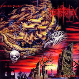 Mortification - Scrolls of the Megilloth / Post Momentary Affliction cover art
