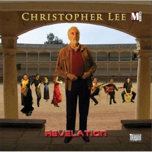 Christopher Lee - Revelation cover art
