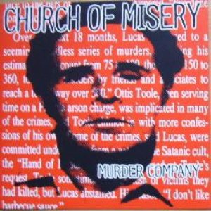 Church of Misery - Murder Company cover art