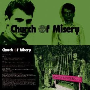 Church of Misery - Dennis Nilsen cover art