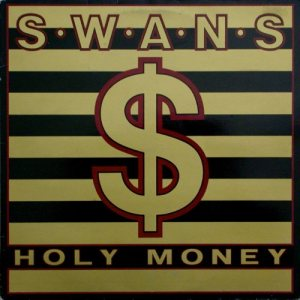 Swans - Holy Money cover art