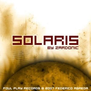 Zardonic - Solaris cover art