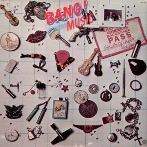 Bang - Music cover art