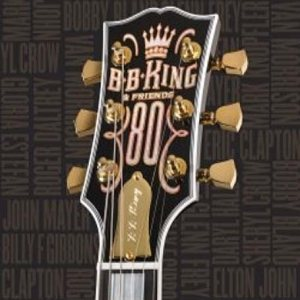 B. B. King - B.B. King & Friends: 80 cover art