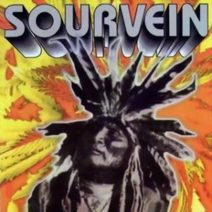 Sourvein - Sourvein cover art