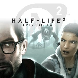 Kelly Bailey - Half-Life 2: Episode Two Soundtrack cover art