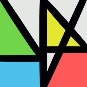 New Order - Music Complete cover art