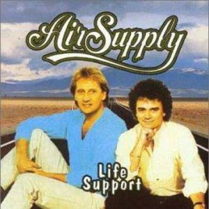 Air Supply - Life Support cover art