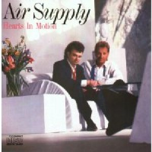Air Supply - Hearts in Motion cover art
