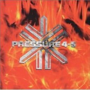 Pressure 4-5 - Burning the Process cover art