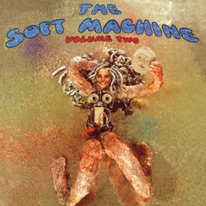 Soft Machine - Volume Two cover art