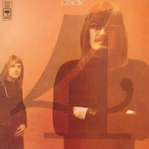 Soft Machine - Fourth cover art