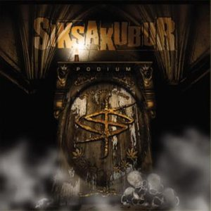 Siksakubur - Podium cover art