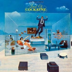 Soft Machine - Land of Cockayne cover art