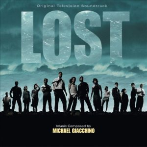 Michael Giacchino - Lost cover art