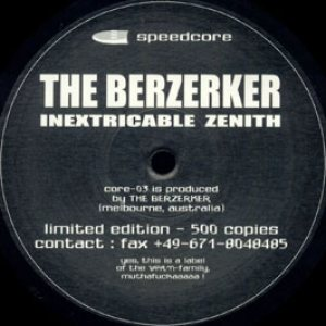 The Berzerker - Inextricable Zenith cover art