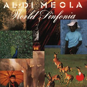 Al Di Meola - World Sinfonia cover art