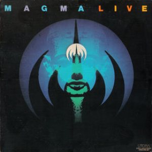 Magma - Live cover art