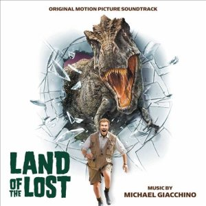 Michael Giacchino - Land of the Lost cover art