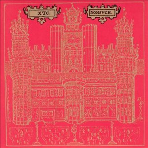 XTC - Nonsuch cover art