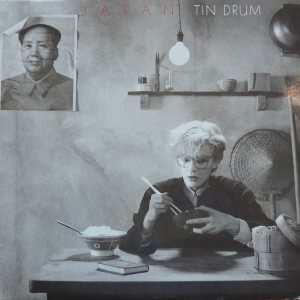 Japan - Tin Drum cover art
