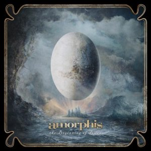 Amorphis - The Beginning of Times cover art