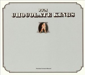 Premiata Forneria Marconi - Chocolate Kings cover art