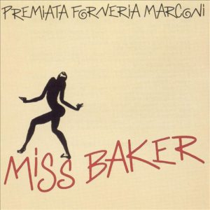 Premiata Forneria Marconi - Miss Baker cover art