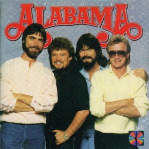 Alabama - The Touch cover art