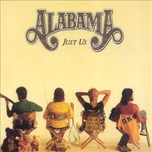 Alabama - Just Us cover art