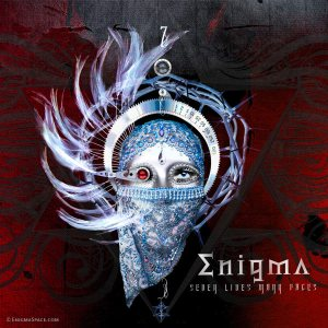 Enigma - Seven Lives Many Faces cover art