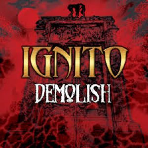 Ignito - Demolish cover art