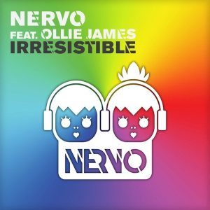NERVO - Irresistible cover art