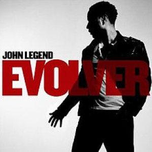 John Legend - Evolver cover art