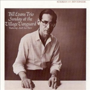 Bill Evans - Sunday at the Village Vanguard cover art