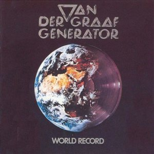 Van der Graaf Generator - World Record cover art