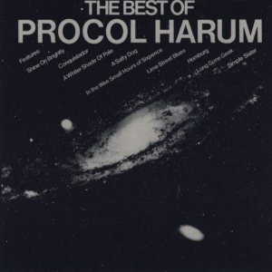 Procol Harum - The Best of Procol Harum cover art