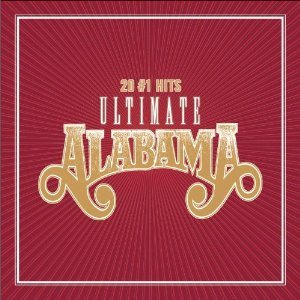 Alabama - The Ultimate Alabama cover art