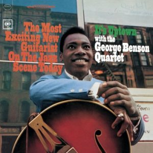 George Benson - It's Uptown cover art