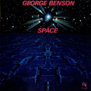 George Benson - Space cover art