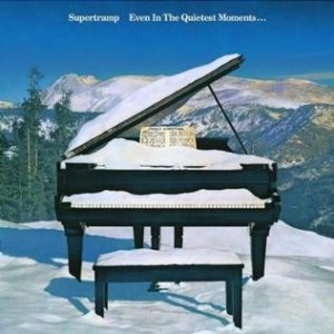 Supertramp - Even in the Quietest Moments... cover art
