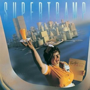 Supertramp - Breakfast in America cover art